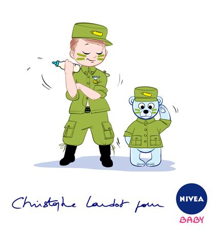 NIVEA BABY ( France )