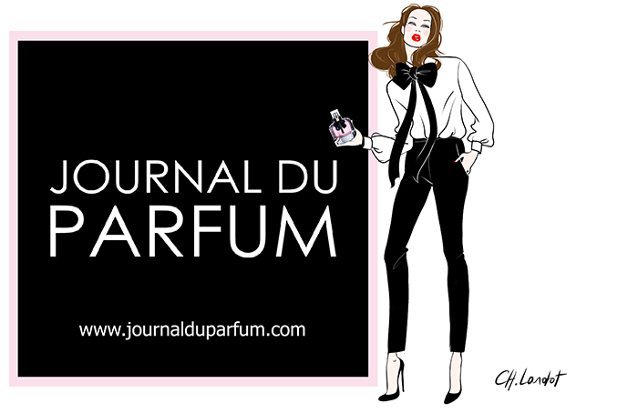 L'ORÉAL PARIS : JOURNAL DU PARFUM ( Yves-Saint-Laurent Perfum )