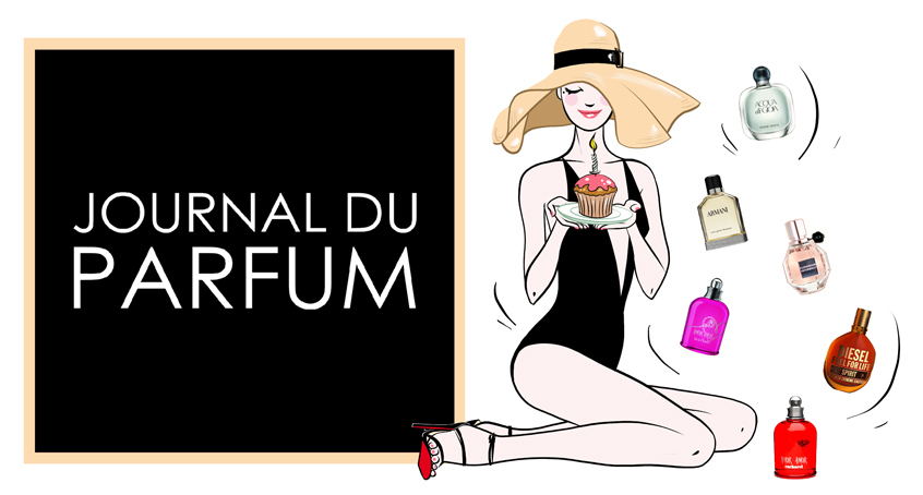 L'ORÉAL PARIS :  JOURNAL PARFUM