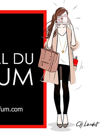 L'ORÉAL PARIS:  JOURNAL DU PARFUM